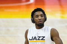 Donovan Mitchell Comments On Negative Rep Surrounding Jazz Fans
