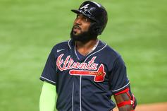 Braves' Star Marcell Ozuna Arrested For Aggravated Assault By Strangulation