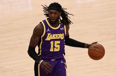 """Montrezl Harrell Laments Over """"Wasted Time"""" After Being Benched By Lakers"""