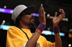 Snoop Dogg Is Fed Up After Lakers Lose To Suns By 30 Points In Game 5