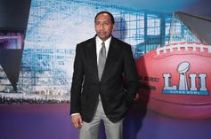 """Stephen A. Smith Shades Jake Paul: """"Fight A Real Boxer"""""""