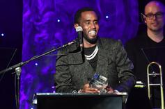 """Diddy Shows Off His Private Jet: """"Combs Air"""""""