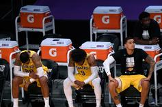 Lakers Eliminated By Suns After Another Ugly Game