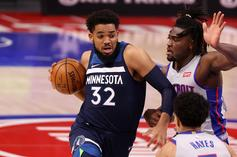 Stephen A. Smith Says Karl-Anthony Towns Could Be On Blazers Radar