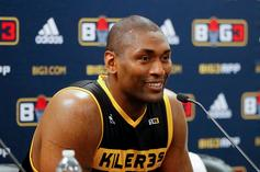 Metta World Peace Offers Bold Suggestion For Dealing With Rowdy Fans