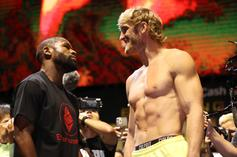 Logan Paul Outweighs Floyd Mayweather By 34.5 Pounds Ahead Of Exhibition