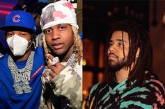 Lil Baby & Lil Durk's 'The Voice Of The Heroes' Receives A J. Cole Co-Sign