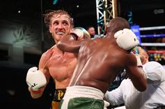 Floyd Mayweather & Logan Paul Go All Eight Rounds In Exhibition Match