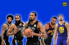 Are The 2021 Nets More Overpowered Than The 2017 Warriors?