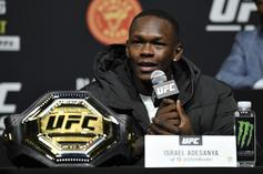 Israel Adesanya Defeats Marvin Vettori By Unanimous Decision At UFC 263
