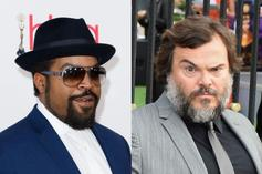 """Ice Cube & Jack Black In Talks To Co-Star In """"Oh Hell No"""" Film: Report"""