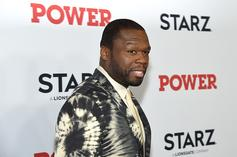 50 Cent Receives Major Co-Sign From Big Meech's Son