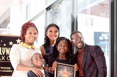 Kevin Hart Admits His Daughter Checked Him For Speaking Badly About His Ex Torrei