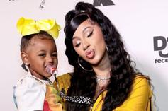 Cardi B Angered By Tweet That Says Daughters Don't Come Before Husband