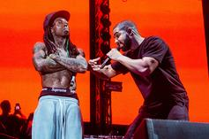 """Drake Says He & Lil Wayne Did """"Verzuz"""" Before """"Verzuz"""" Was A Thing"""