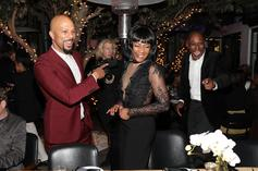 Common Shares What He Loves About Tiffany Haddish