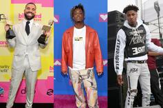 Most Streamed Artists Of 2021: Drake, Juice WRLD, NBA YoungBoy & More
