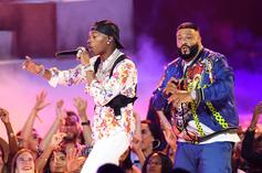 DJ Khaled Announces Lil Baby As The Headliner For His 2022 Days Of Summer Cruise Festival