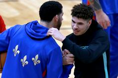 Lonzo Ball Could Be United With LaMelo Via Trade: Report