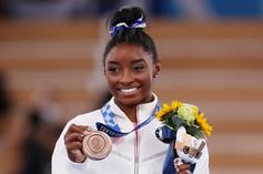 Simone Biles Learned Her Aunt Died While Competing At Tokyo Olympics: Report