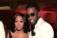 Yung Miami & Diddy Fuel Dating Rumors With Intimate Video