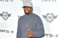 Scarface Gives A Thumbs Up From The Hospital Following His Kidney Transplant
