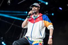 Danny Brown Braves The Stage For Stand-Up Comedy Debut