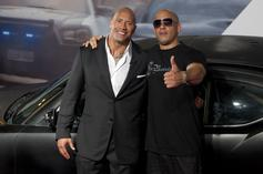 """Vin Diesel & Dwayne Johnson's Beef Described As A """"Delicate Situation"""" By Ludacris"""
