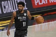 Kyrie Irving Supporters Storm Barclays Center To Protest Vaccine Mandates