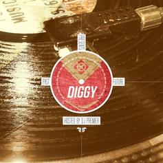 Diggy Simmons - Past, Present, Future (Hosted By DJ Premier)