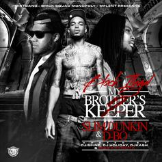 Slim Dunkin & D Bo - Rambo (Remix)  [DJ] Feat. Waka Flocka (Prod. By TM88 & Southside)