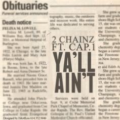 2 Chainz - Y'all Aint (CDQ) Feat. Cap 1