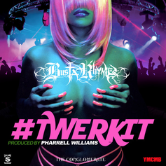 Busta Rhymes - #TWERKIT  [CDQ] (Prod. By Pharrell)