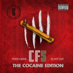 Peedi Crakk - CF5: The Cocaine Edition