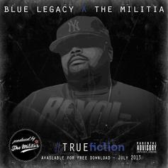 Blue Legacy - Snow Drifts  (Prod. By The Militia)