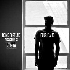 Rome Fortune - Four Flats  (Prod. By C4)