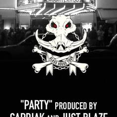 Slaughterhouse - Party  (Prod. By Cardiak & Just Blaze)