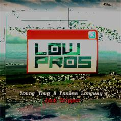 A-Trak & Lex Luger (Low Pros) - Jack Tripper Feat. Young Thug & Peewee Longway