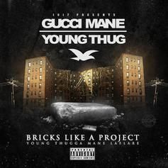 Gucci Mane - Bricks Like A Project Feat. Young Thug