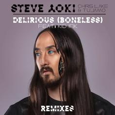 Steve Aoki - Delirious (Boneless) [Reid Stefan Remix] Feat. Kid Ink