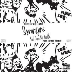 Curtis Williams - Shenanigans  Feat. Wiz Khalifa & Jace (Prod. By Metro Boomin)
