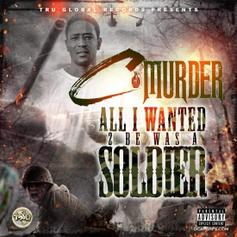 C-Murder - All I Wanted 2 Be Was A Soldier (Master P Diss)