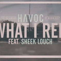 Havoc - What I Rep Feat. Sheek Louch