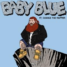 Action Bronson - Baby Blue  Feat. Chance The Rapper (Prod. By Mark Ronson)