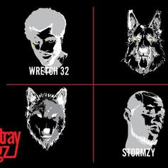 The Stray Doggz, Wretch 32 & Stormzy - Skank Out