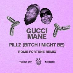 Gucci Mane - Pillz (Rome Fortune Remix)