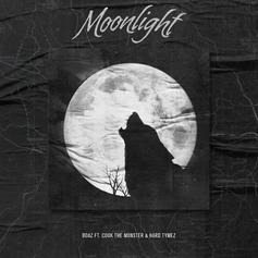 Boaz - Moonlight Feat. Cook The Monster & Hard Tymez