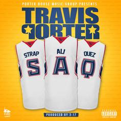 Travis Porter - Blue Flame Feat. Bandit Gang Marco