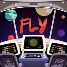Lil George - FLY Feat. Diggy Simmons