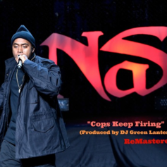 Nas - Cops Keep Firing Me (Prod. By DJ Green Lantern)